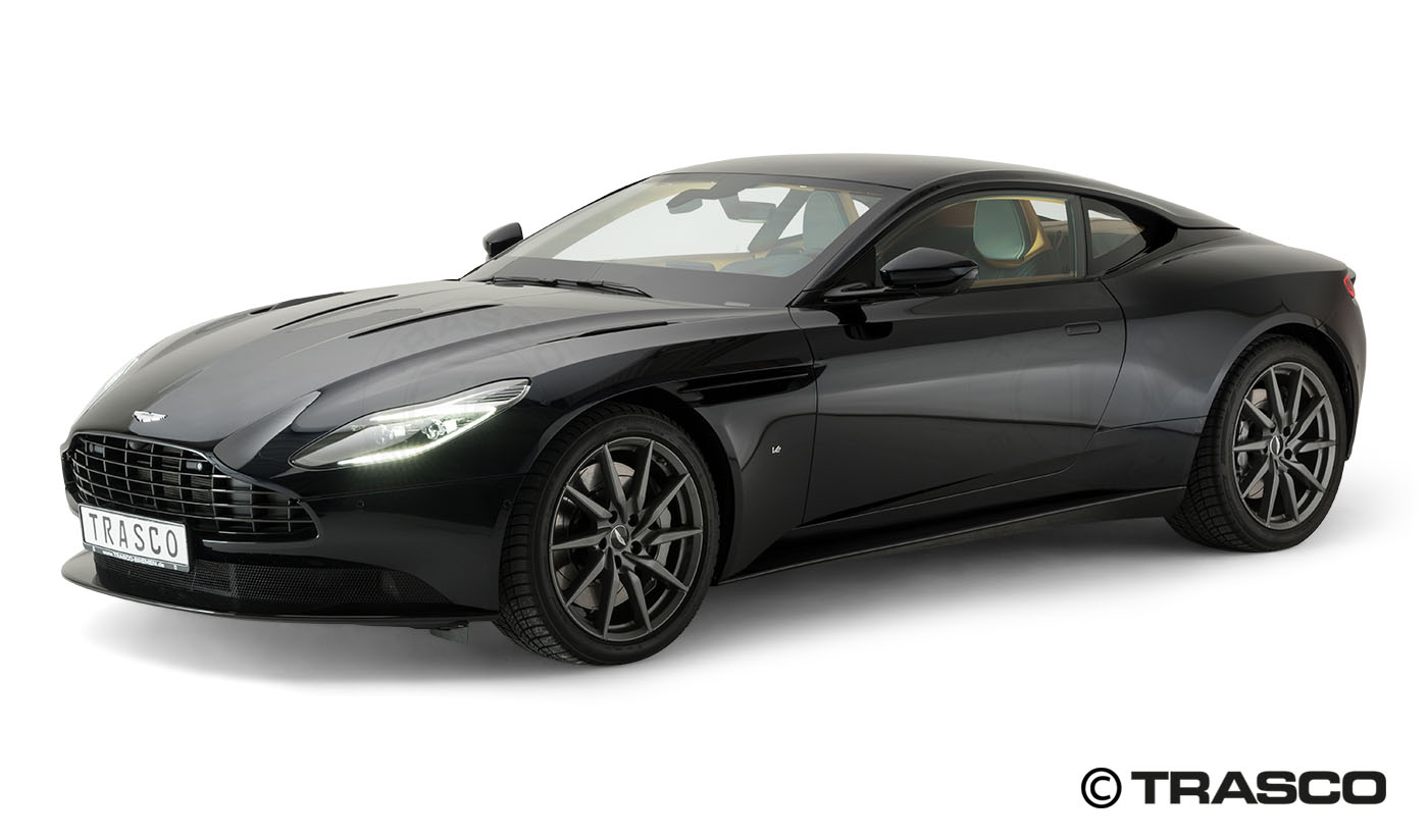 Aston Martin Db11 With Anti Kidnapping Armouring Trasco Bremen